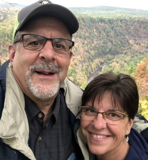 Grand Canyon selfie