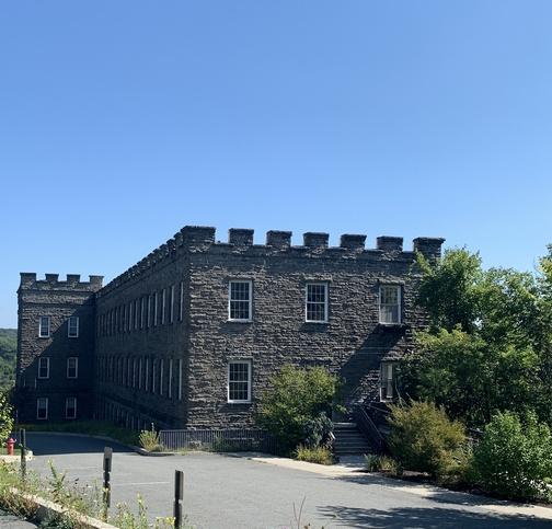 Hawley Silk Mill