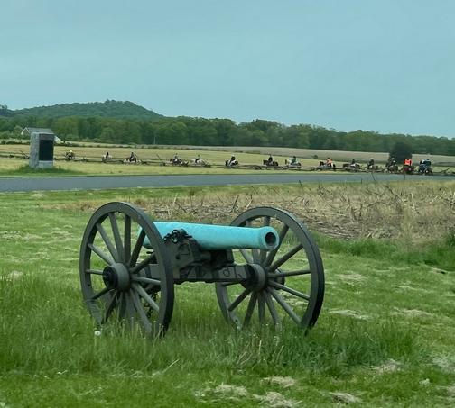 Gettysburg, PA horse tour
