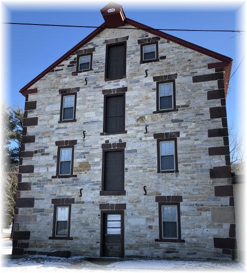 Horst's Mill, Lebanon County, PA 1/7/18