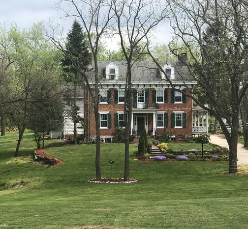 Isaac Lightner farm, Gettysburg, PA 4/28/19