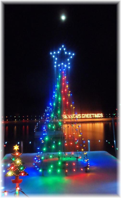 Kozier's Christmas Village, Bernville, PA 12/16/13