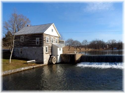 Laughlin Mill, Cumberland County, PA