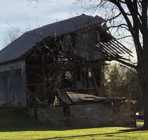 Lebanon County barn