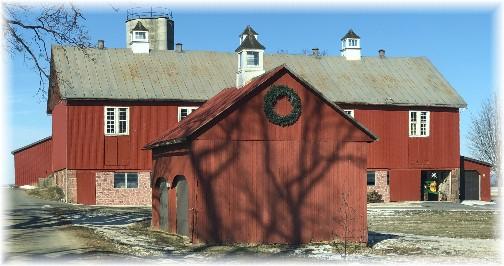 Lebanon County barn 1/7/18 (click to enlarge)