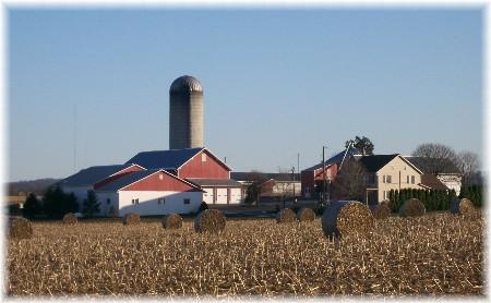 Farm in Lebanon County, Pennsylvania