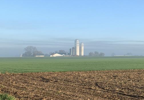 Lebanon County farm