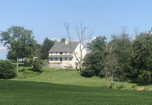 Lebanon County farmhouse