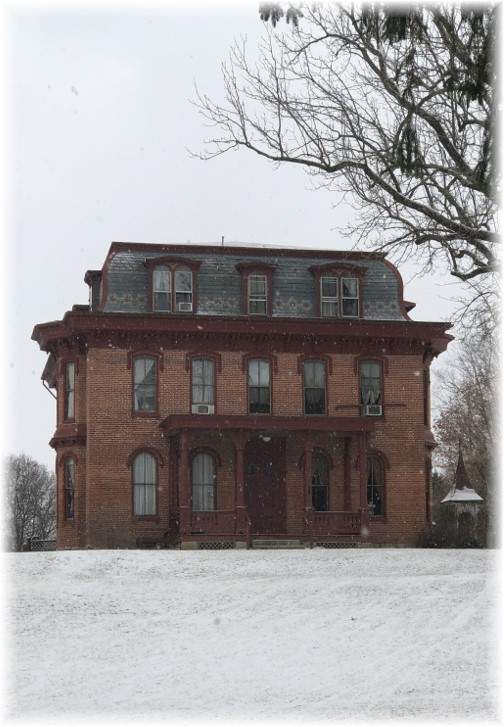 Lebanon County mansion 1/30/18
