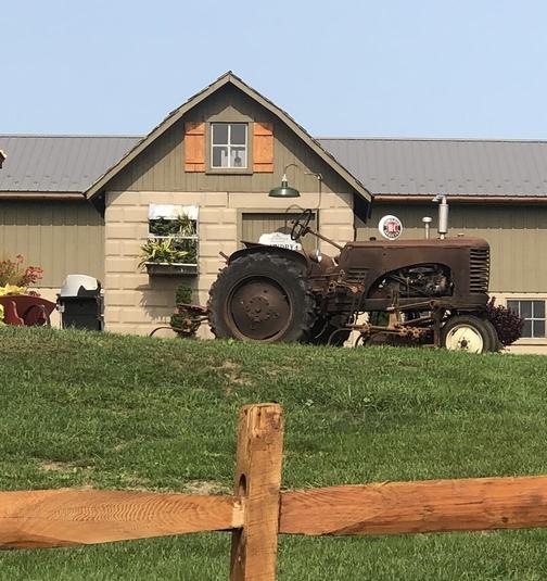 Lebanon County tractor