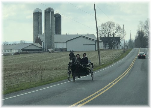 Lebanon County traffic 4/10/18