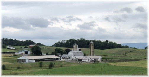 Lebanon Valley farm 6/19/18 (Click to enlarge)