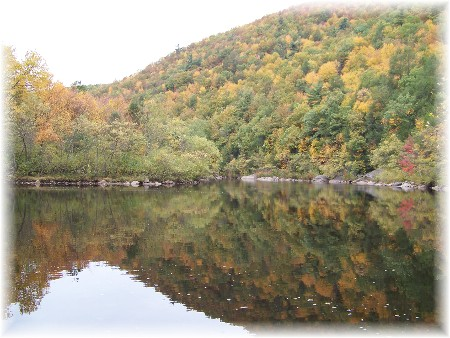 Lehigh River near Jim Thorpe, PA