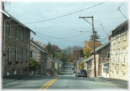 Miners Village, Lebanon County, PA 10/31/14