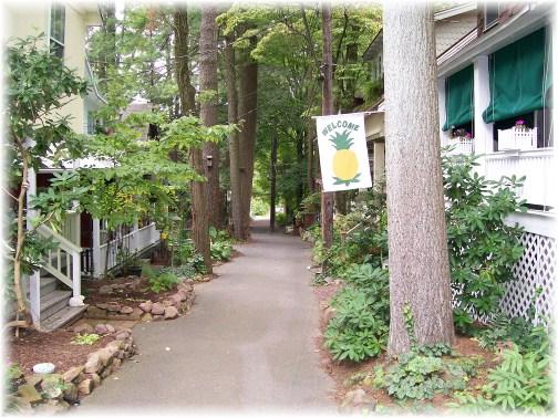 Mount Gretna path, Mount Gretna PA