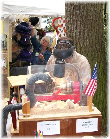 Mount Gretna Outdoor Art show, PA