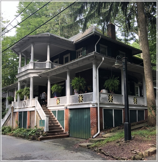 Mount Gretna home