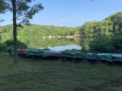 Mount Gretna Lake 7/2/19 (Click to enlarge)
