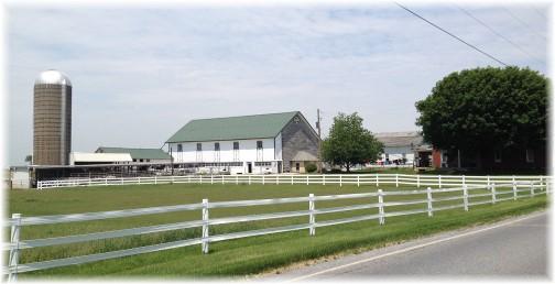 Farm on Mount Pleasant Road in Lebanon County PA 5/26/15