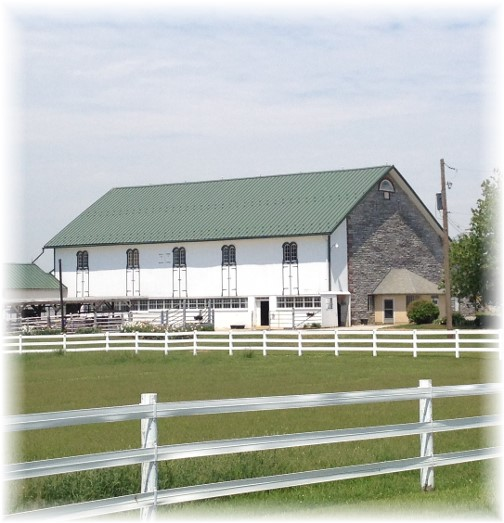 Barn in Lebanon County PA 5/26/15