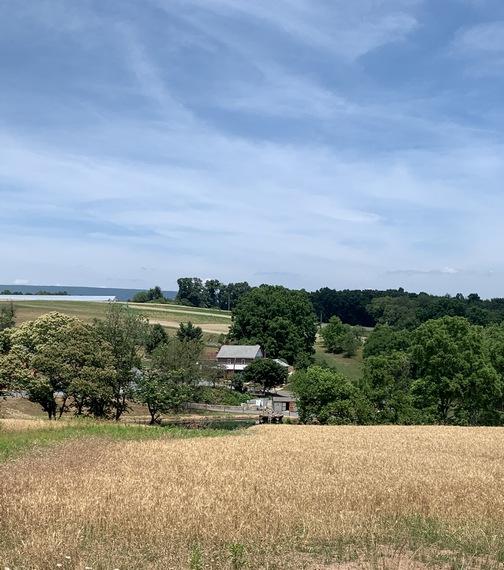 Perry County farm, PA