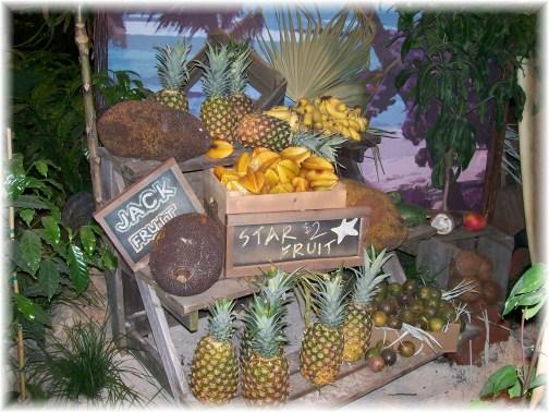 2012 Philadelphia flower show theme scene