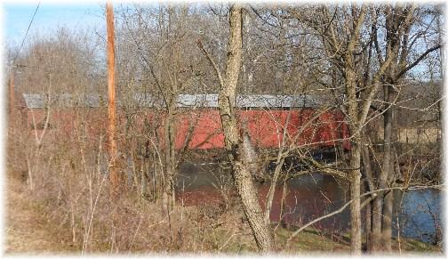 Ramp Covered Bridge, Cumberland County, PA