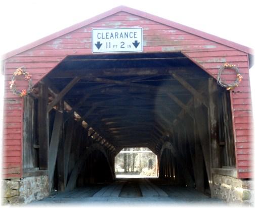 Ramp Covered Bridge, Cumberland County PA