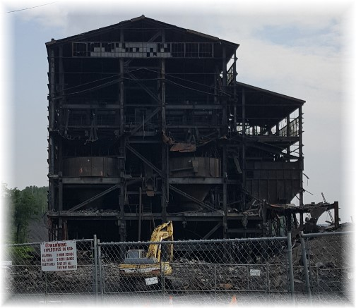 Old Saint Nicholas Coal Breaker 7/22/17