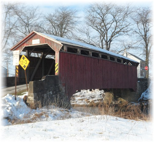 Sam Wagner Covered Bridge, Montour County, PA