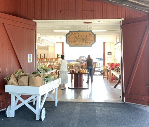 Seyfert's Orchards, Lebanon County, PA