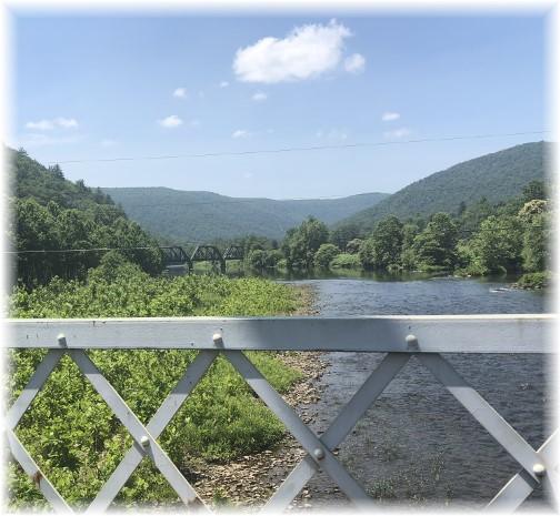 Sinnemahoning Creek, Cameron County PA