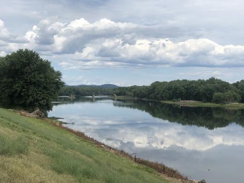 Susquehanna River from Williamsport