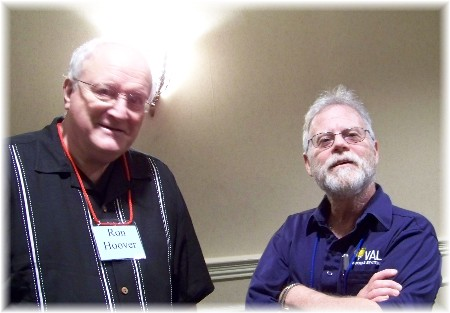 CBMC friends Ron Hoover and Rick Steudler