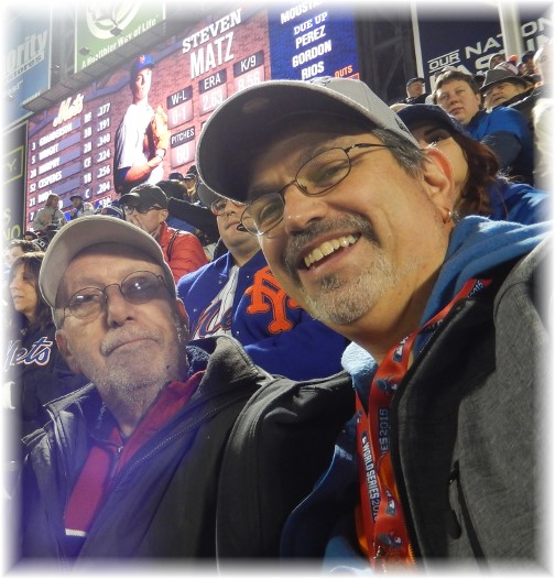 Joe and John Ulicny 10/31/15