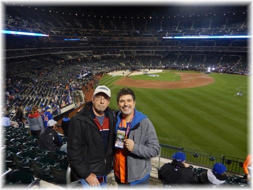 Joe and John Ulicny 10/31/15