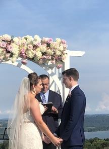 Joe and Taylor wedding vows 8/17/19