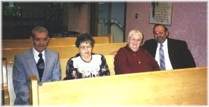 Tony & Marge Arruda Everett & Irene Dupont