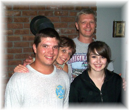 Ash family 7/22/11