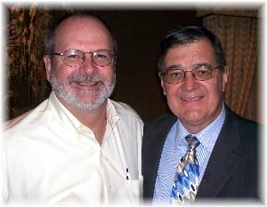 CBMC friends - Dave Balinski & Jim O'Brian