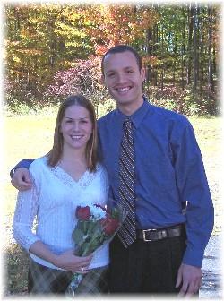 Becky and Jason