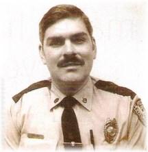 Bernie Elliot when a police officer
