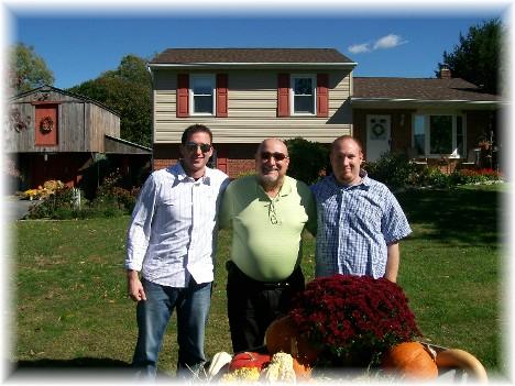 Greg, Pat, Kyle