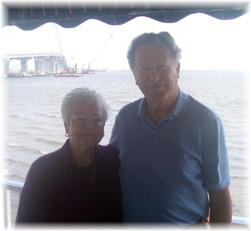 Bill and Pat Preston 7/18/12