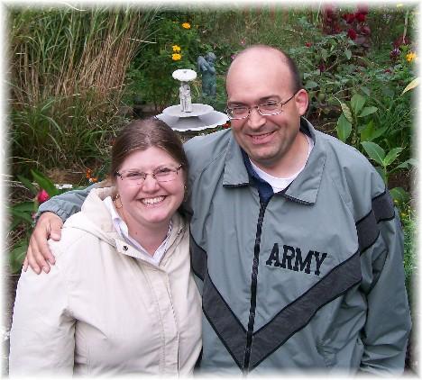 Brian & Beka Althouse 10/18/10