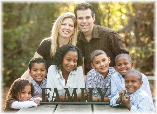 Brian Matangelo family