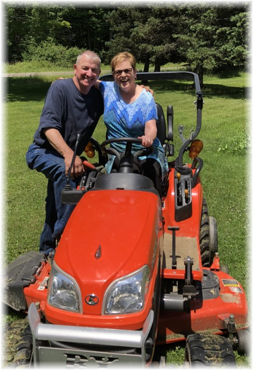 Bruce and Cindy Jack 6/30/18