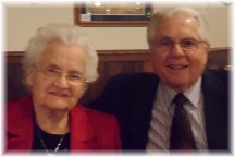 Chris and Dolly Lapp 10/21/13