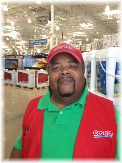 Mike at Costco 5/14/15