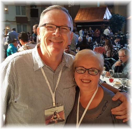 Dan and Sharon Kurtz 10/5/16